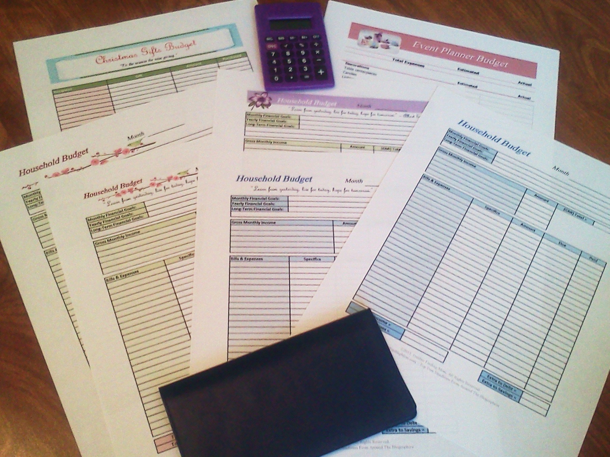 Worksheets Budget Worksheets Free free printable budget worksheets download or print worksheets