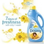 Free Sample of Downy Sun Blossom Detergent on April 27th
