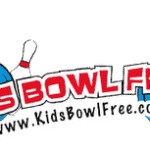 Free Bowling for Kids Every Day All Summer Long