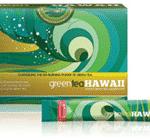 {Expired} Free Green Tea Hawaii Sample Pack