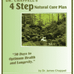 "Free eBook ""4 Step Natural Cure Plan"""