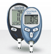 Free Meters5 and and Free FreeStyle Test Strips for Blood Glucose