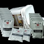 Free Sample Food Storage by Wise Food (Try & Compare with Daily Food!)