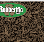 Free Sample of Recycled Rubber Mulch