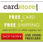 Free Father's Day Card from The Card Store