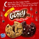 Free Samples of Chips Ahoy! Chewy Gooey Cookies