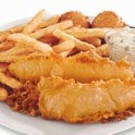 Free Fish & Fries or Free Chicken & Fries from Captain D's