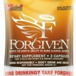Free Sample of Forgiven Alcohol Burner & Contest
