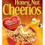 Free Sample of Honey Nut Cheerios Plus Coupon