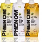 Free Sample of Phenom Coconut Water at GNC