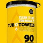 Free Samples of Tub O' Towels