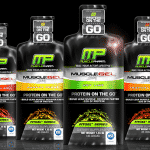 Free Sample of MuscleGel Protein