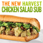 Free Sub with Purchase of a Sub & Drink at Quiznos
