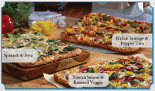 Free Domino's Artisan Pizza Giveaway