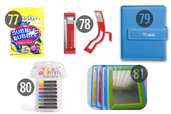 More cheap stocking stuffers for kids 12 through the teenage years