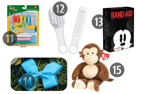 Even more cheap stocking stuffers for kids ages 0-3