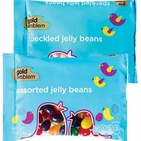 gold emblem jelly beans at cvs freebie