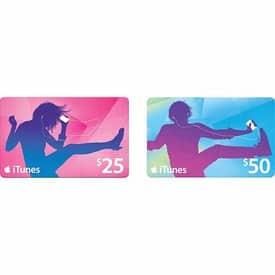 itunes gift card bargain