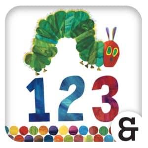 hungry caterpillar free app