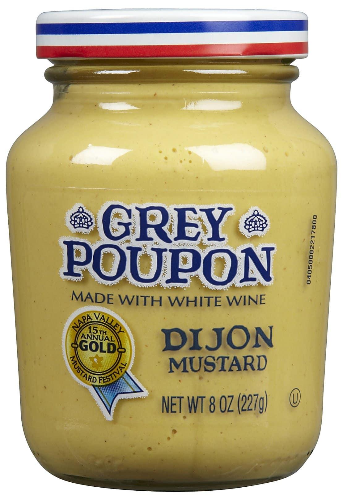 grey poupon giveaway
