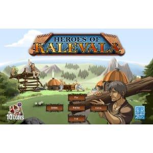 heroes of kalevala freebie