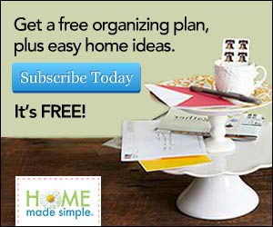 home made simple freebie