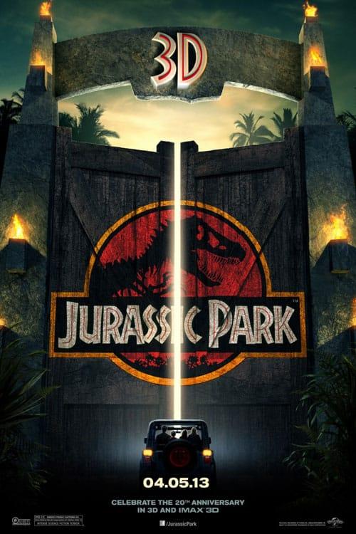 jurassic park freebie