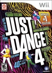 amazon bargain on just dance 4