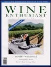 wine enthusiast magazine freebie