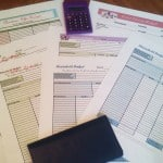 FREE Monthly Household Budget Spreadsheet From Freebie Finding Mom + How To Video