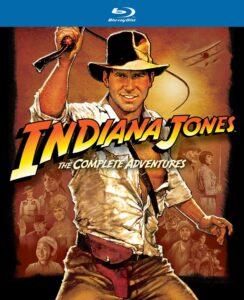 Indiana Jones: The Complete Adventures bargain on Amazon