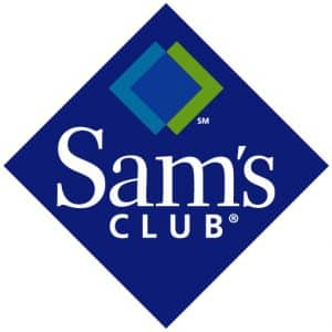 Sam's Club logo to promote free trial membership