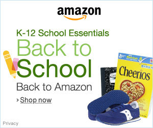 amazon back to school deals image