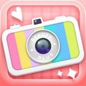 BeautyPlus app logo to promote free iTunes downlaod