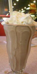 Denny's milkshake to promote buy 1 get 1 free