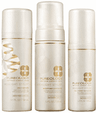 Pureology Highlight Stylist Products to promote giveaway