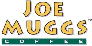 Joe Muggs Coffee Shop logo to promote freebie