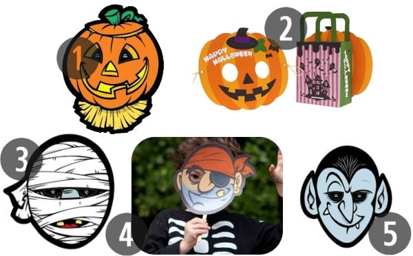 25 Free Printable Halloween Decorations - Printable Halloween Decorations