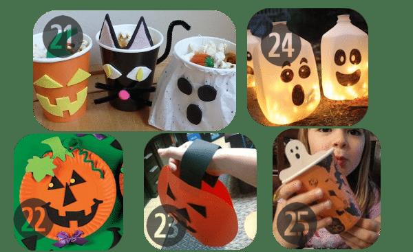 The 25 Best Preschool Halloween Crafts