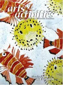 Arts & Activities Magazine cover