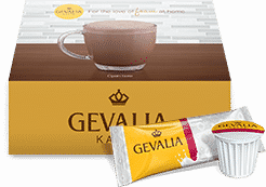 Gevalia Mocha Latte to promote today's freebie of the day