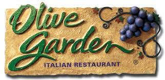 Olive Garden kids eat free coupon image