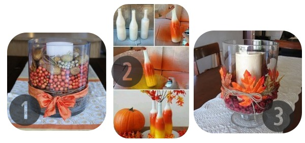 1-3 of the 25 DIY Fall Decorations