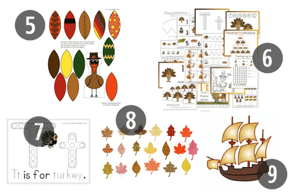 Printable Turkey Template Cut Outs Printable Turkey Cut And Paste