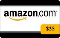 $25 Amazon Gift Card Giveaway - Enter to Win!