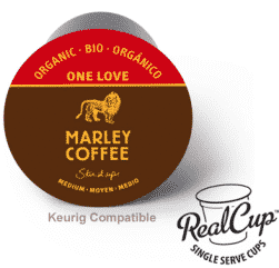 RealCup Single Serve K-Cup to promote today's freebie of the day