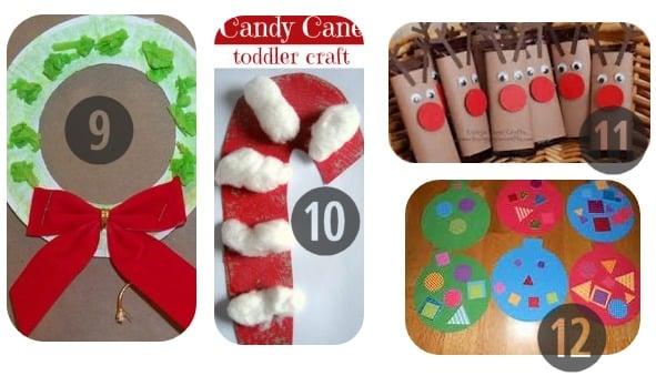 More Fun Preschool Christmas Crafts