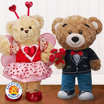 *HOT*Zulily.com: $30 Build-A-Bear Voucher for Only $15