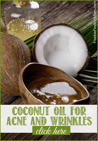 Coconut Oil for Acne and Wrinkles - There's no need to buy expensive creams to treat acne or wrinkles when a jar of coconut oil may do the trick. Coconut oil has been proven to be an incredibly effective way to fight unsightly blemishes and the signs of aging. Go ahead and incorporate it into your daily routine, you may be surprised at the results.