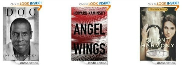 Amazon FREE Coupon: Select Kindle Books Only $0.99 Each